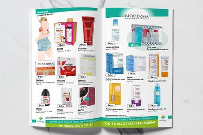 Brochure pharmaceutique
