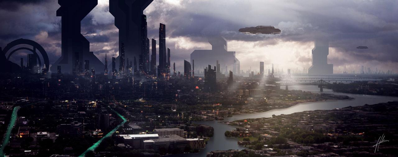 Cité du futur.