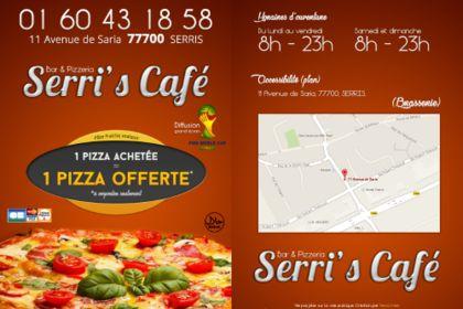 Serri's Cafe V1