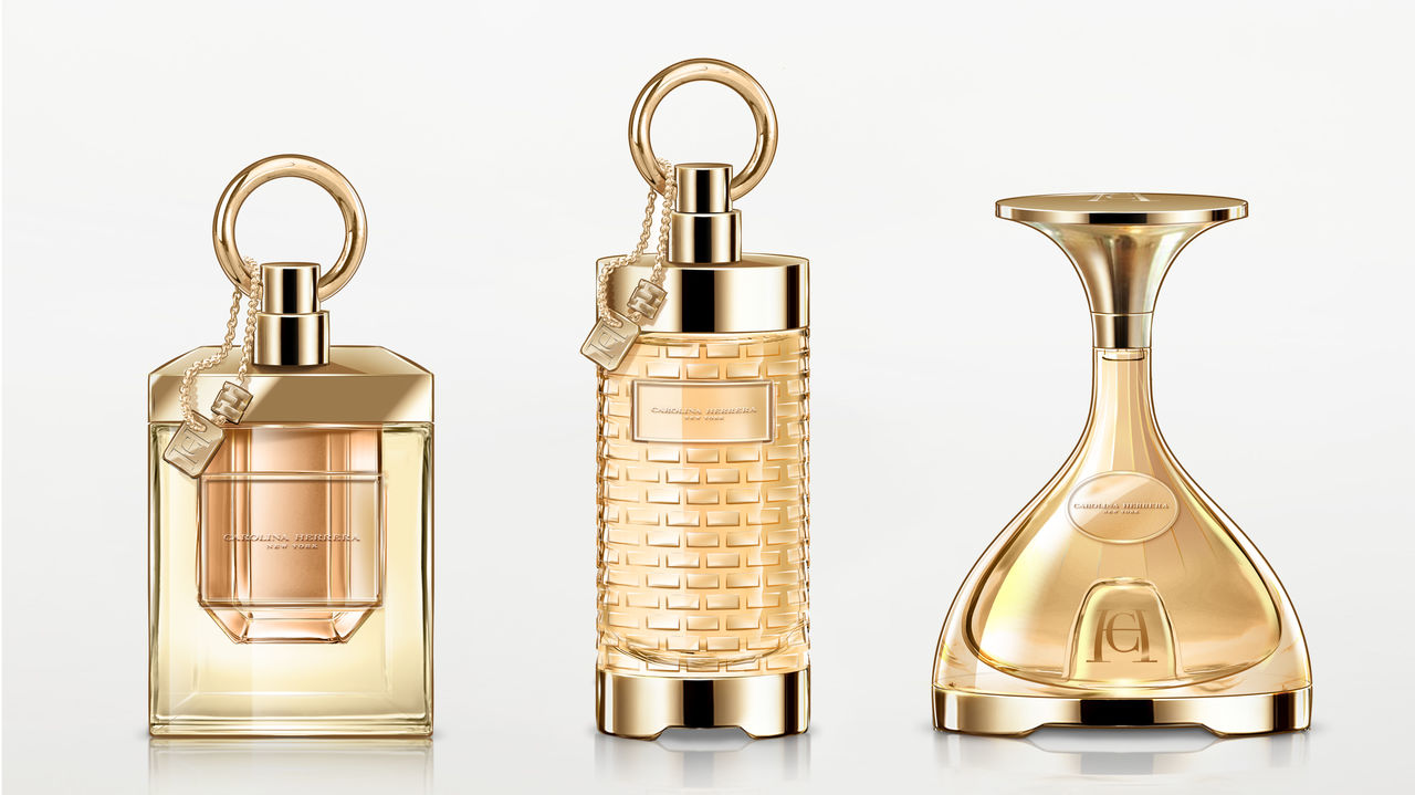 Design parfum photoshop