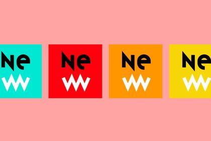 Déclinaison logo Neww