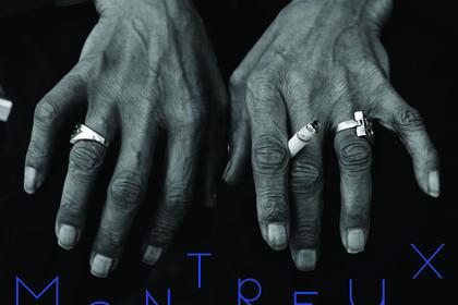 Affiche Montreux Jazz Festival (fictif)