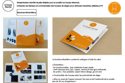 Brochures échantillons