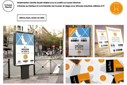 Affiches, flyers et cartes de visite