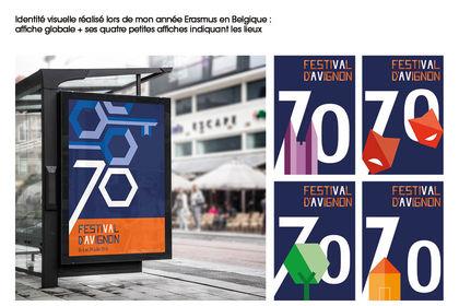 Projet pour le Festival d'Avignon