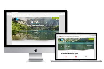 Mise en ligne UniVDL