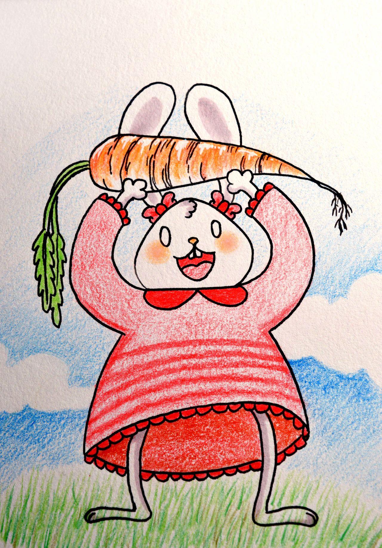 Vive les carottes