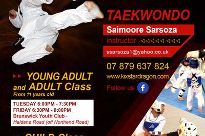 Fyer - Club de taekwondo