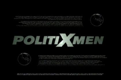 Canal+ Le vrai journal les PolitiXmen