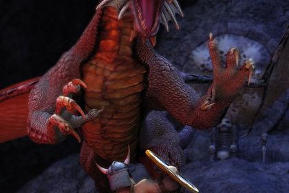 Le chasseur de dragon