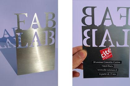 Flyer Fablab