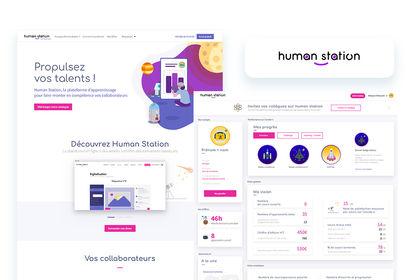 Branding - UX / UI design - Motion design