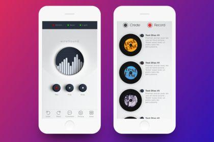 UI Iphone6
