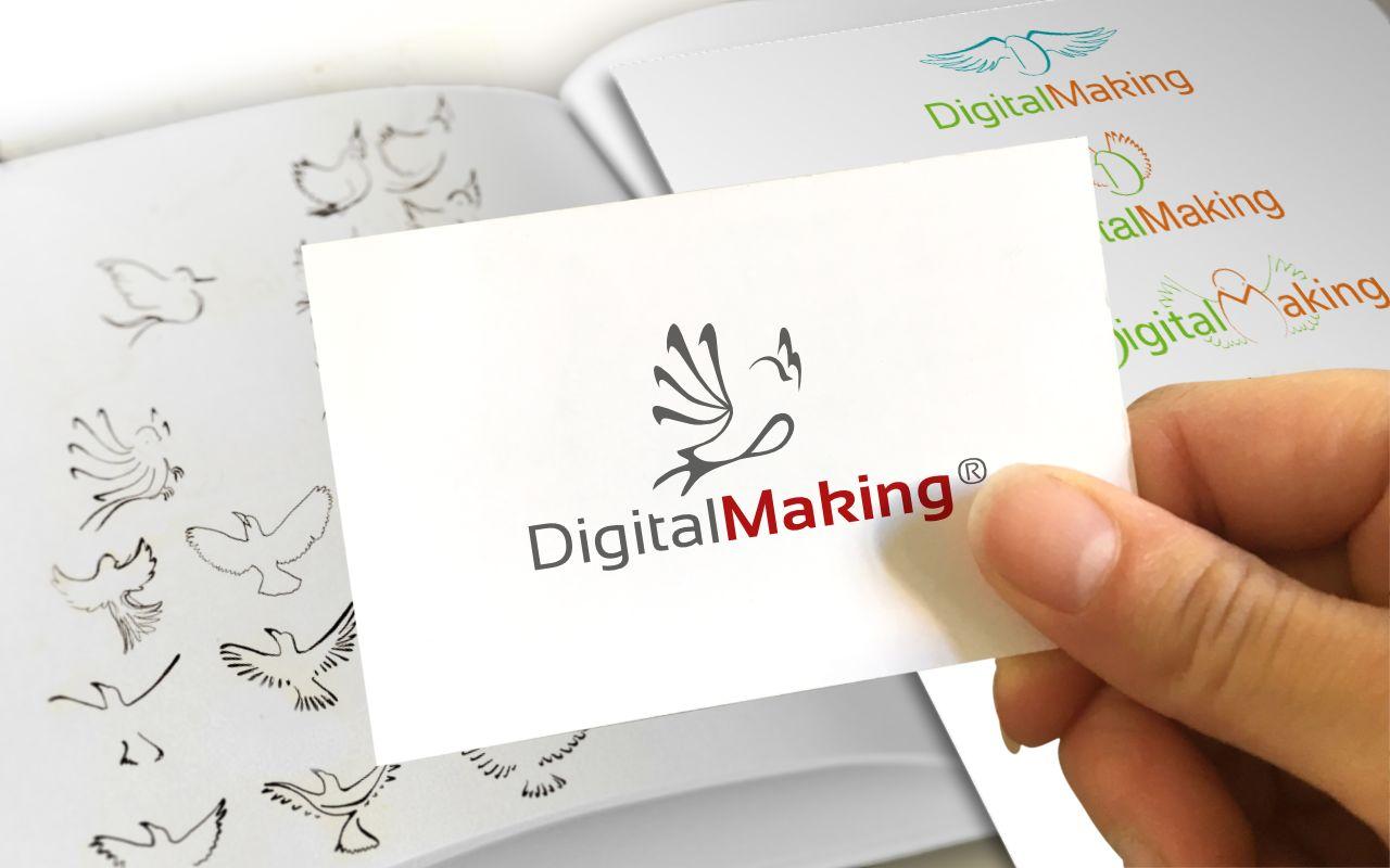Logo Digital Making