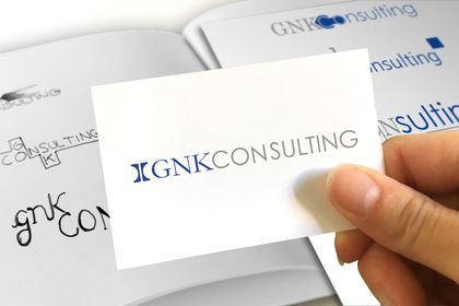 Logo, GNK Consulting