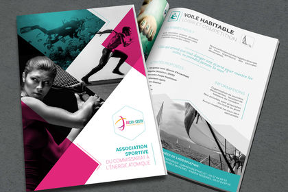 Création du catalogue ASCEA (association sportive)