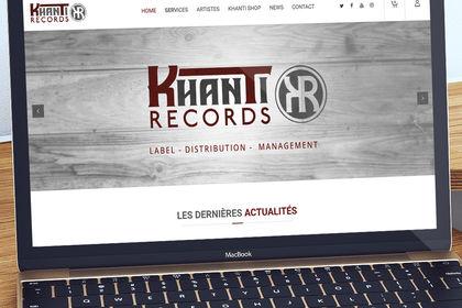 Création site internet (e-shop)