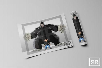 Manga Design