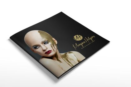 Brochure « Morgane Hilgers » Make Up Academy