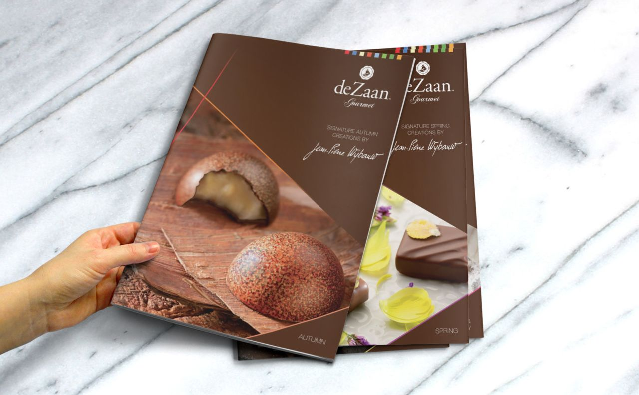 """Jean Pierre Wybauw"" deZaan Gourmet"