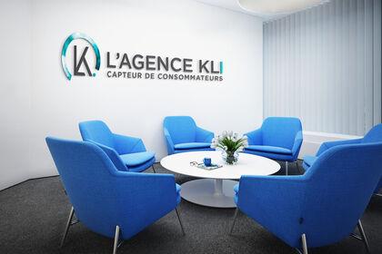 Agence KLI - Logo