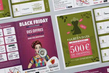 Brochures coupons