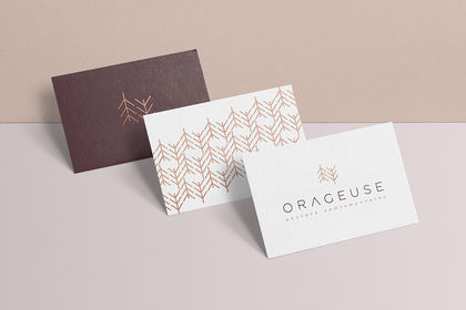 Orageuse — Identité de marque