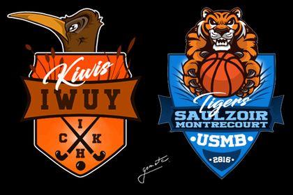 Logo Clubs de sports.