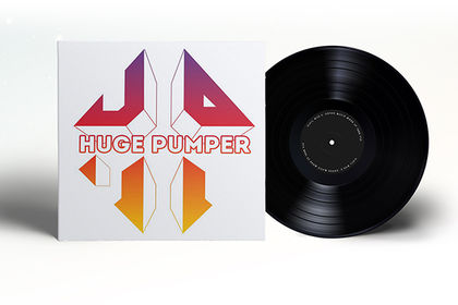 Pochette d'album - Huge Pumper