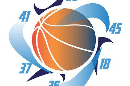 Logo fédération de basket - Centre Val de Loire