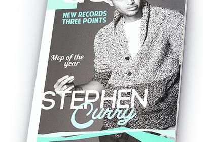 Magazine GQ - Spécial Stephen Curry