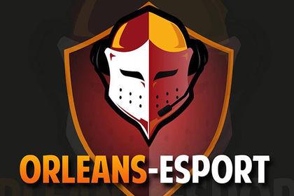 Logo Esportif - Orléans