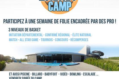 Flyer - Pro Basket Camp