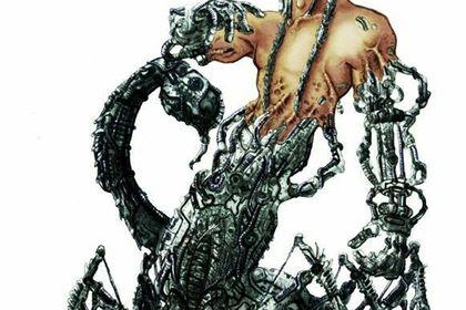 Machine flesh challenge