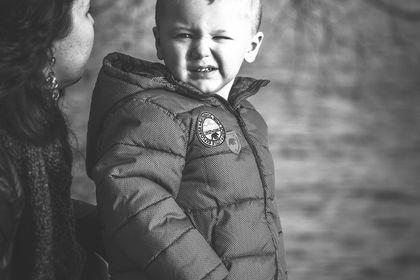 Portrait Children (enfant) Noir et blanc
