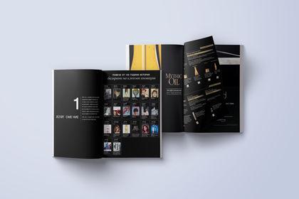 Catalogue pour L'Oréal Professionnel