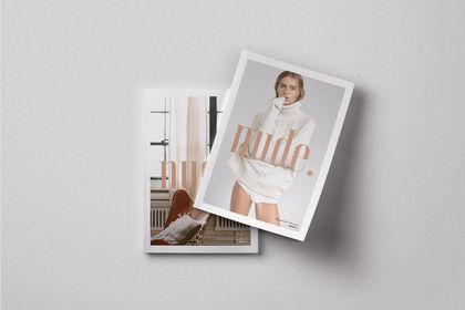 Catalogue pour Nude