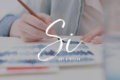 Logo pour peintre