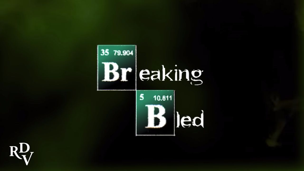 Breaking Bled - RDV avec Kevin Razy