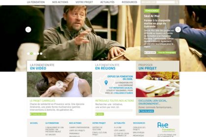 Fondation RTE