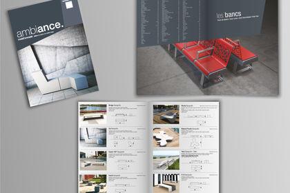 Catalogue produits BtoB 108 pages