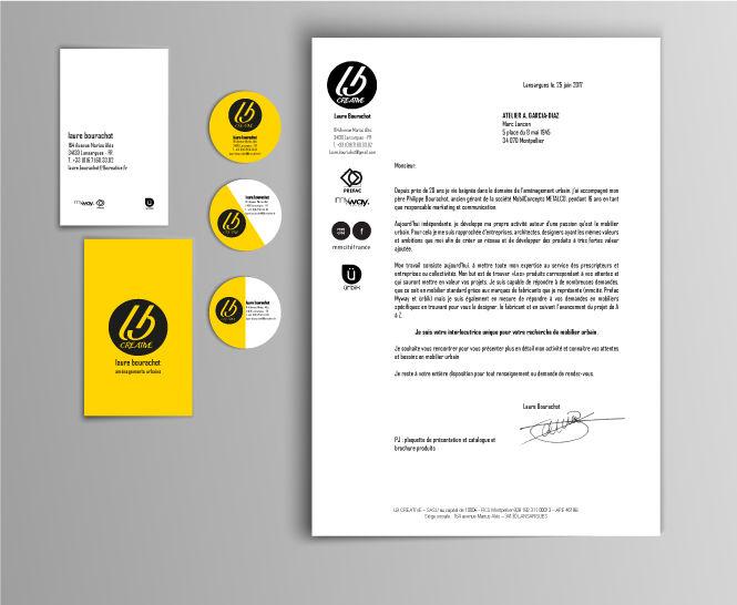 Charte Graphique LB Creative