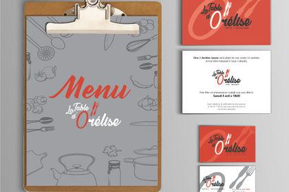 Charte graphique Restaurant
