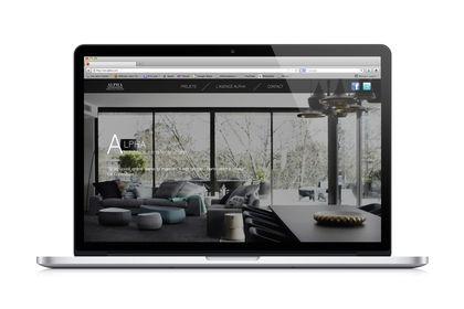 Alphéa web design