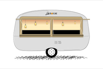 Cartes de visite pour un Food Truck