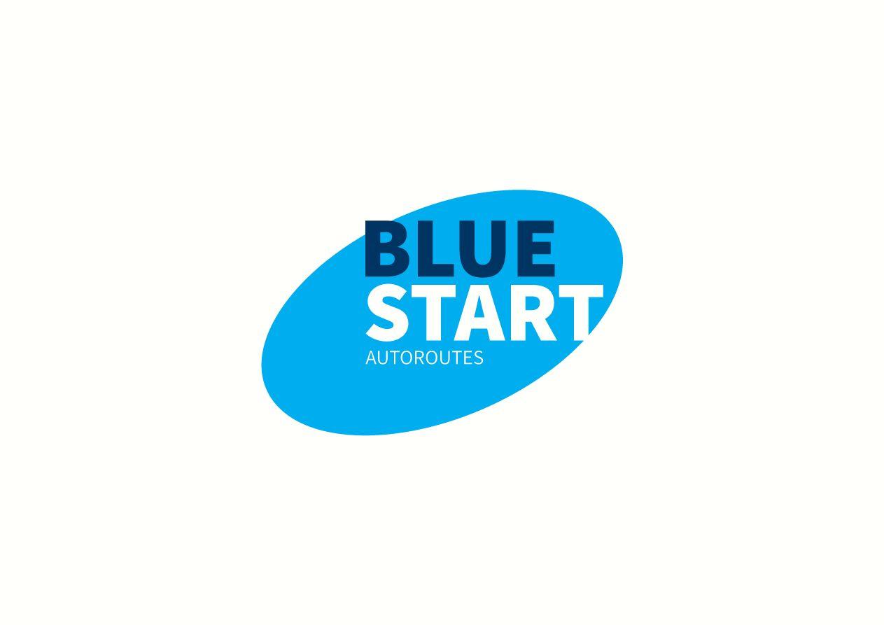 Logo BlueStart AUTOROUTES