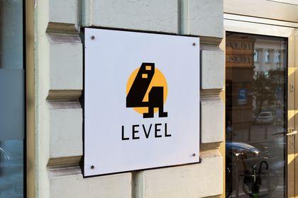 Logotype LEVEL4