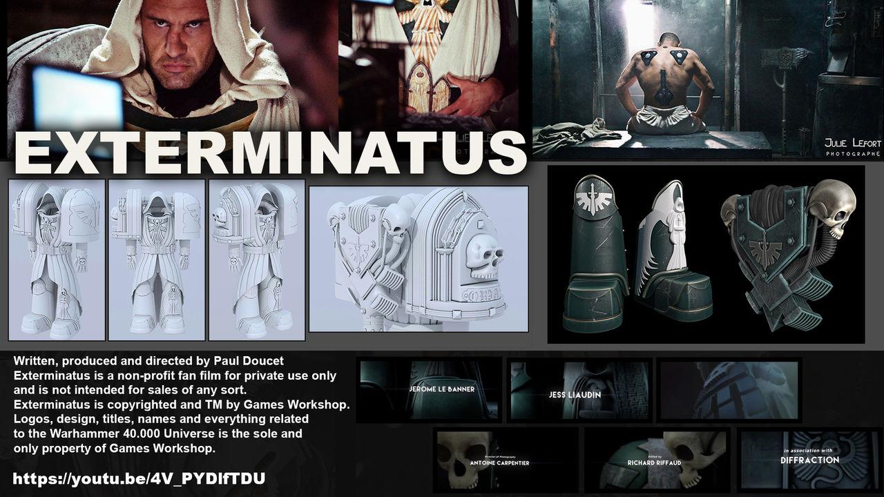 Exterminatus / Court-métrage