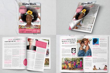 Mise en page & Charte graphique - BBR Magazine