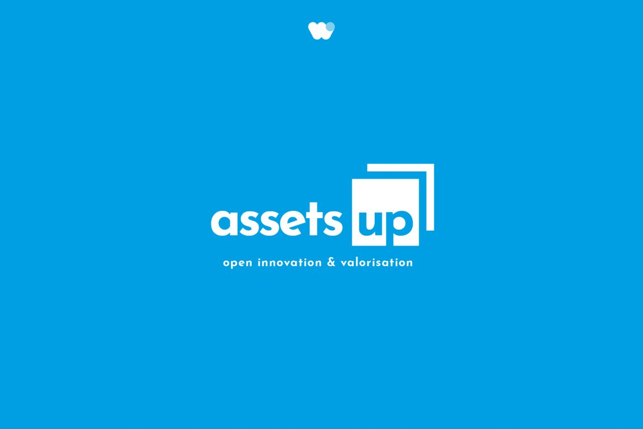 Logo - Assetsup